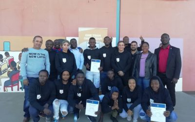 Olympic Solidarity Course in Namibia