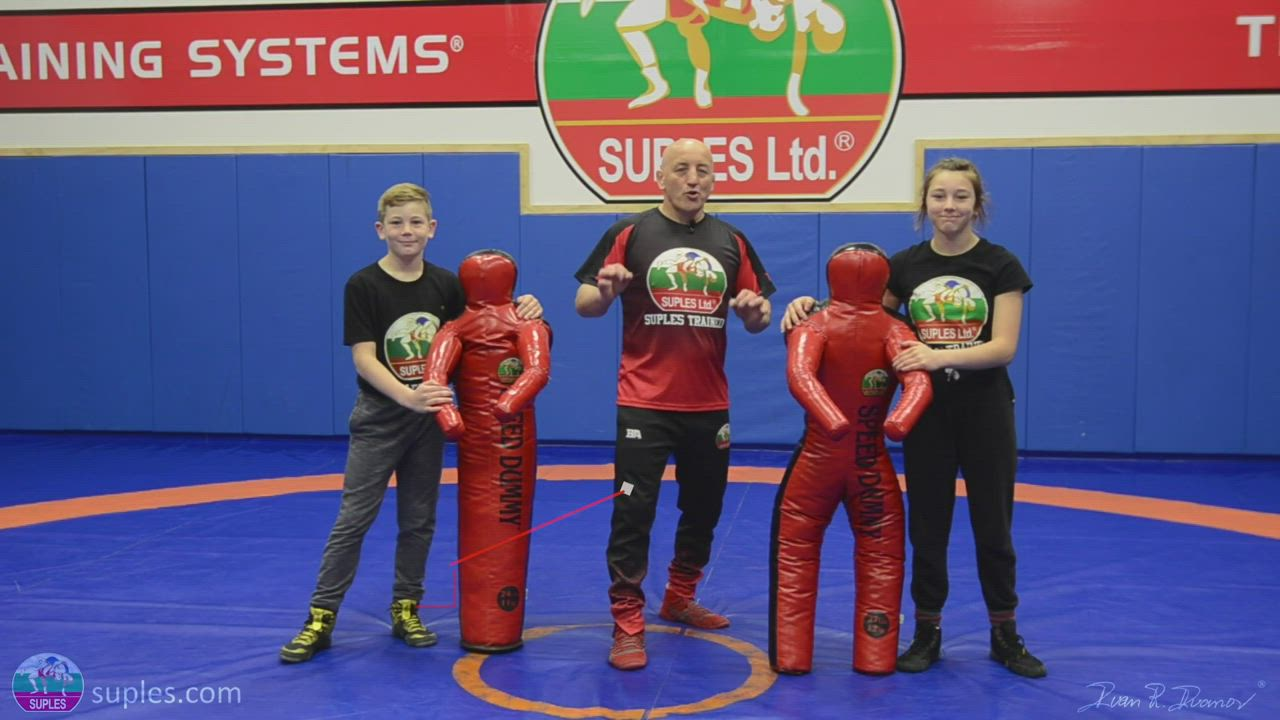 Suples Speed Dummy in use by kids