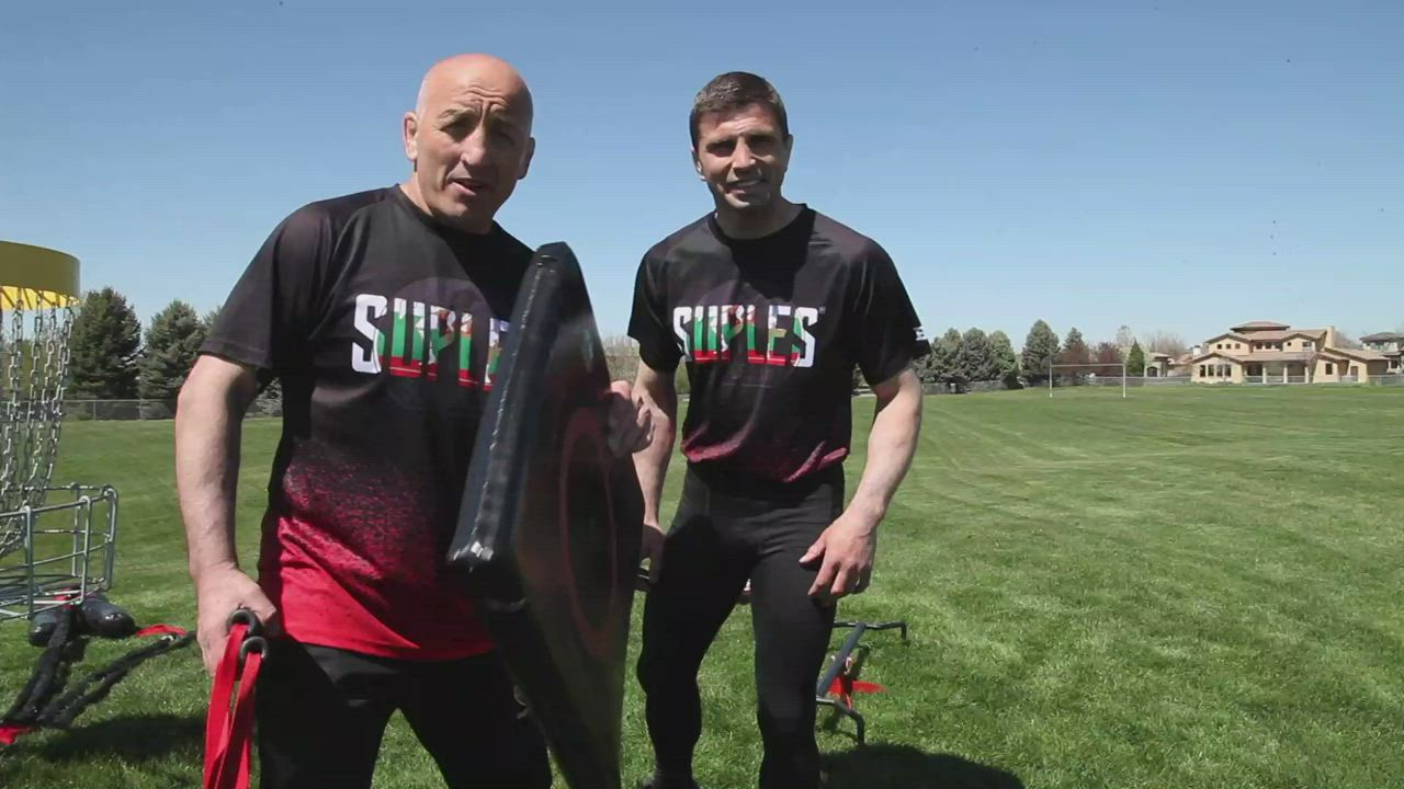 Suples Strength and Conditioning WORKOUT in the Park