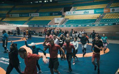 UWW Training Camp for 2019 World Championships