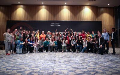 Women in Wrestling Global Forum 2019