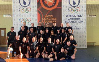 Ukraine Wrestling Federation Back to Education