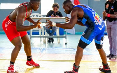 Ivorian Wrestling Federation Hosts Training Camps for Francophone Countries