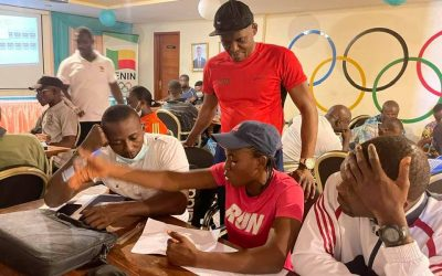 Training course in Benin