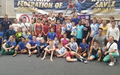 UWW/ISF U15 World School Sport Games